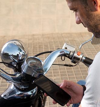 monde de la moto